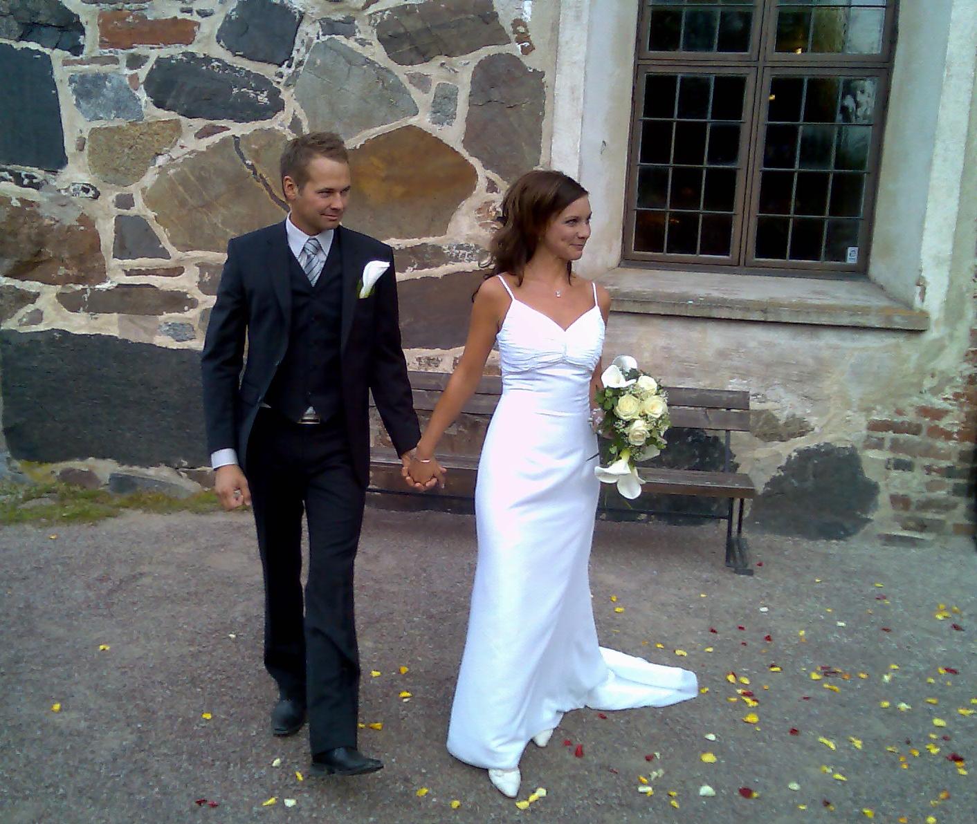 efter bröllopet
